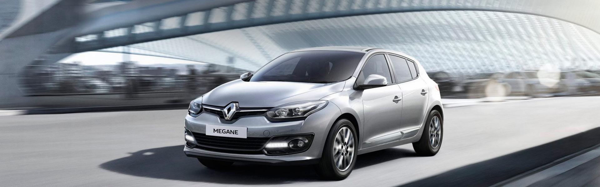 Сервис Renault Megane
