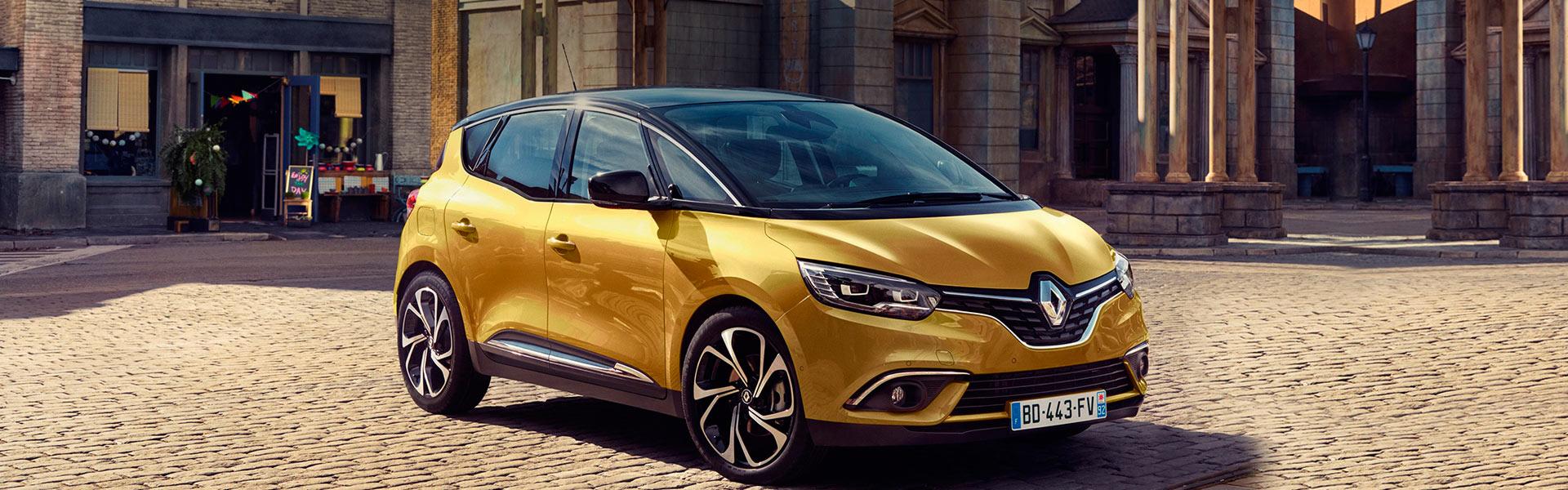 Сервис Renault Scenic